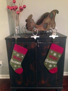 our little stockings.